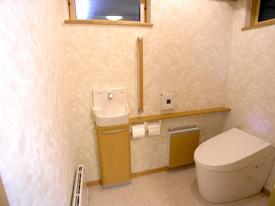 トイレ-after