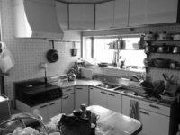 寝室←キッチン-before