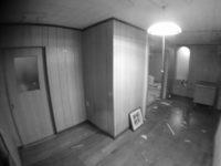 キッチン←寝室-before
