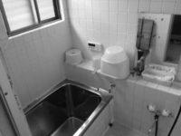 バスルーム-before