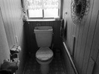 トイレ-before